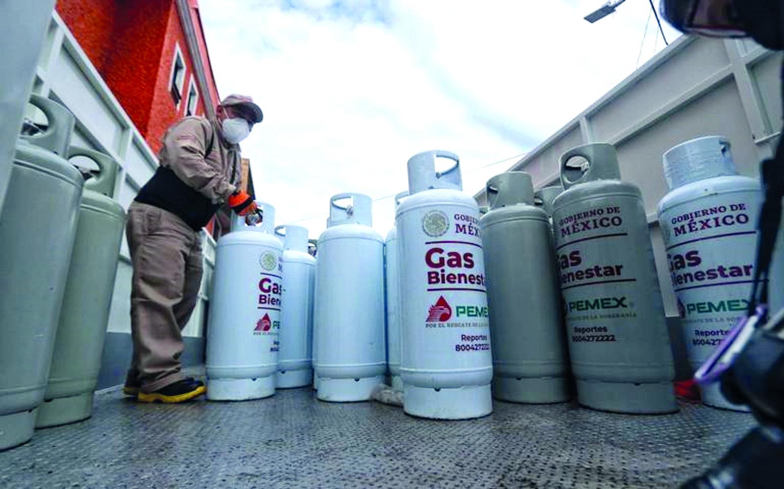 El Gobierno Federal necesita aliados para el programa Gas del Bienestar
