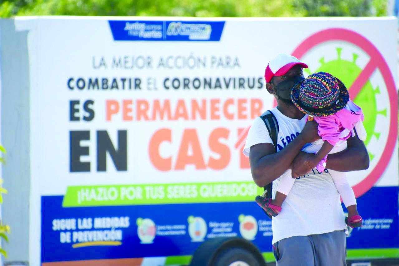 Migrantes no incurren en delitos, se ponen en riesgo