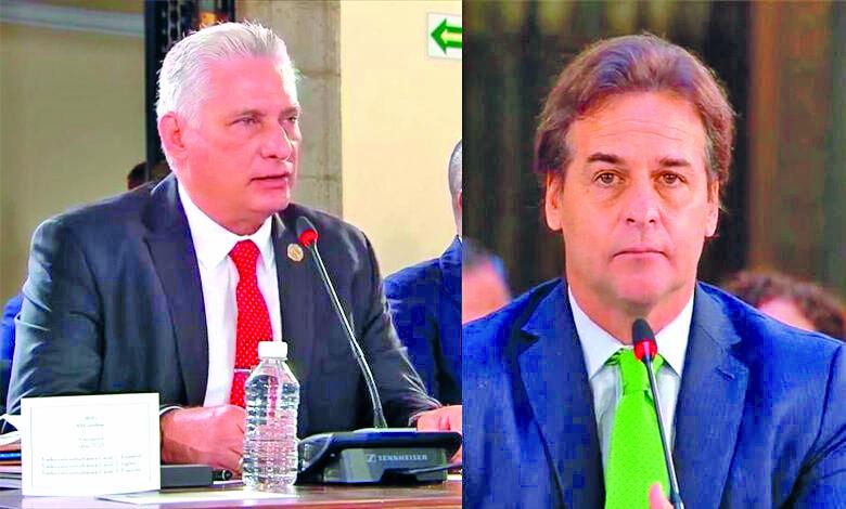 Cuba y Uruguay intercambian  acusaciones encumbre de Celac