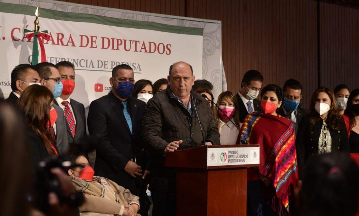 Va PRI por recuperación de Fondos Metropolitanos