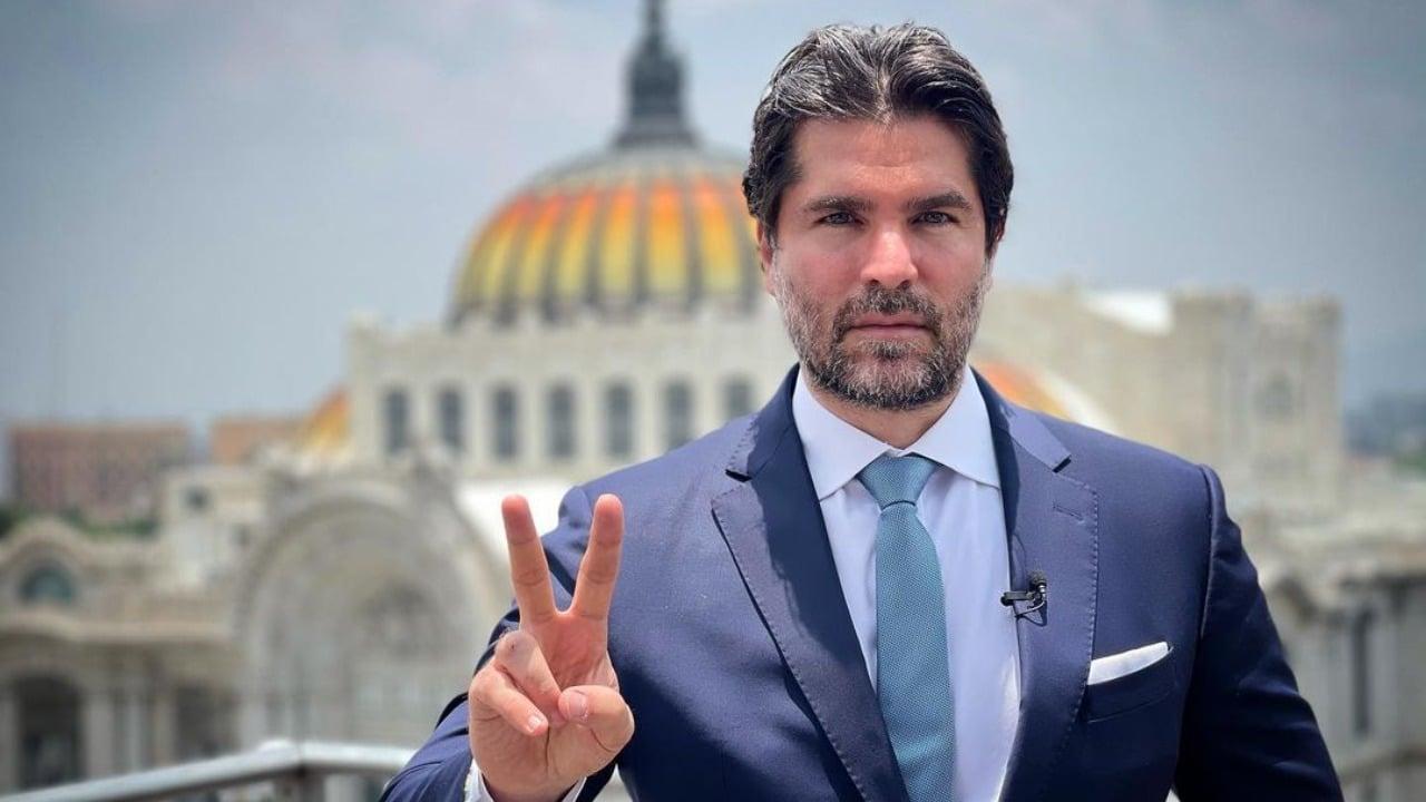Eduardo Verástegui se muestra en contra de Maduro y Diaz-Canel