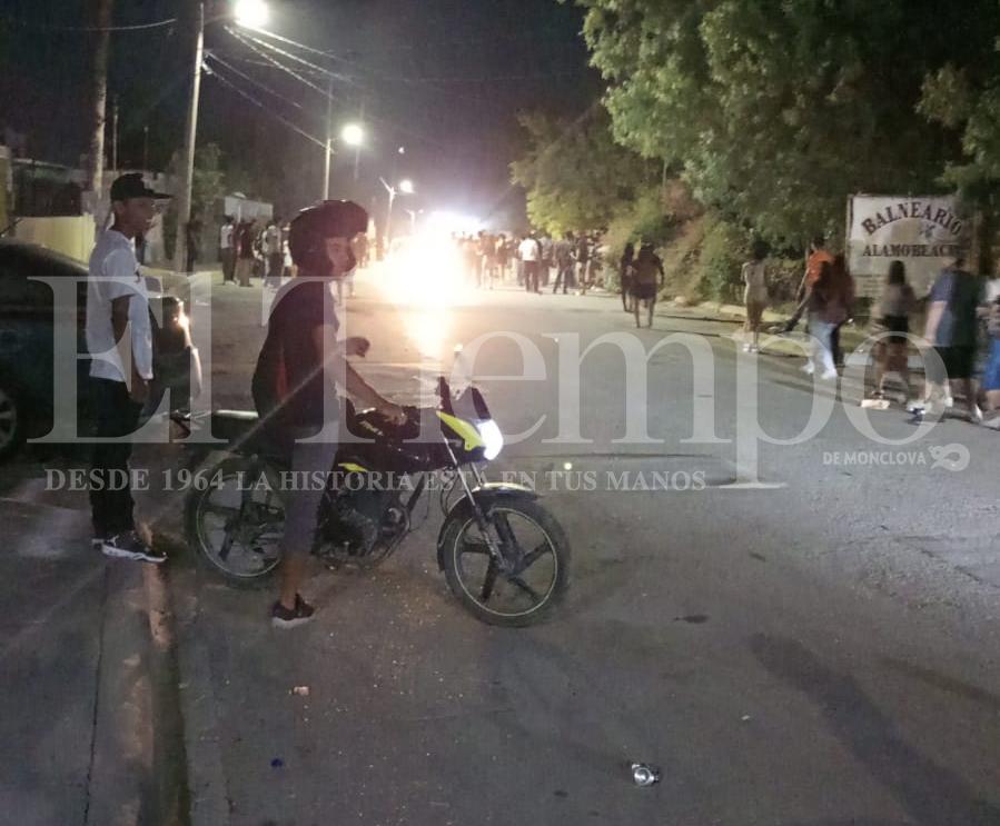 Vecinos reportan riña, la policía no acude en Monclova