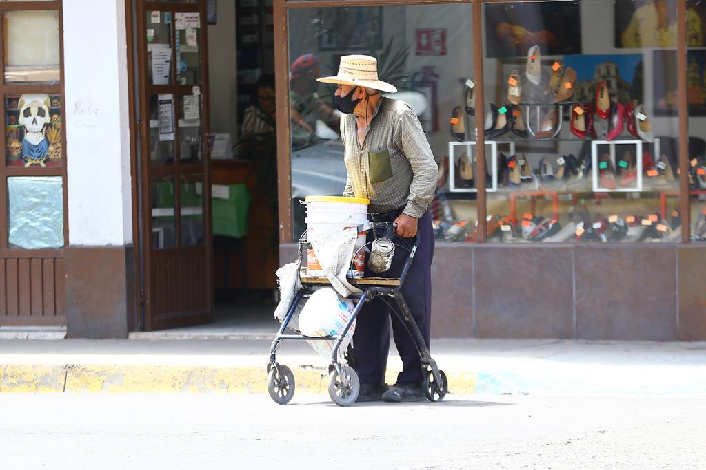 Crece 35% pobreza en adultos mayores en Coahuila