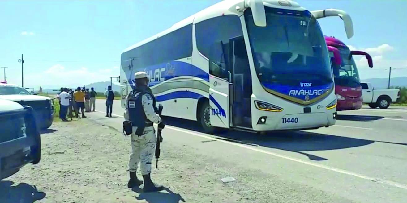 Haitianos sin derecho a viajar en autobuses