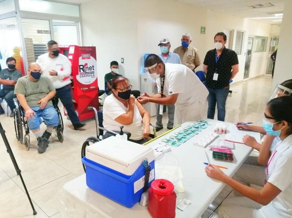 Para octubre llega vacuna contra la influenza a la Región Centro