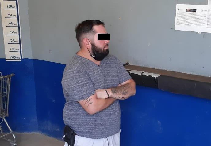 Hombre es detenido en Monclova por golpear a su mujer