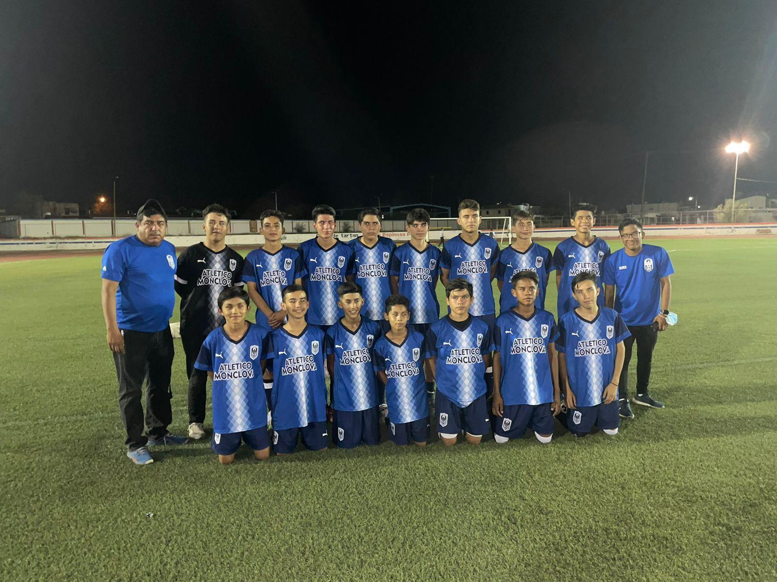 Destacan equipos del Club Atlético Monclova