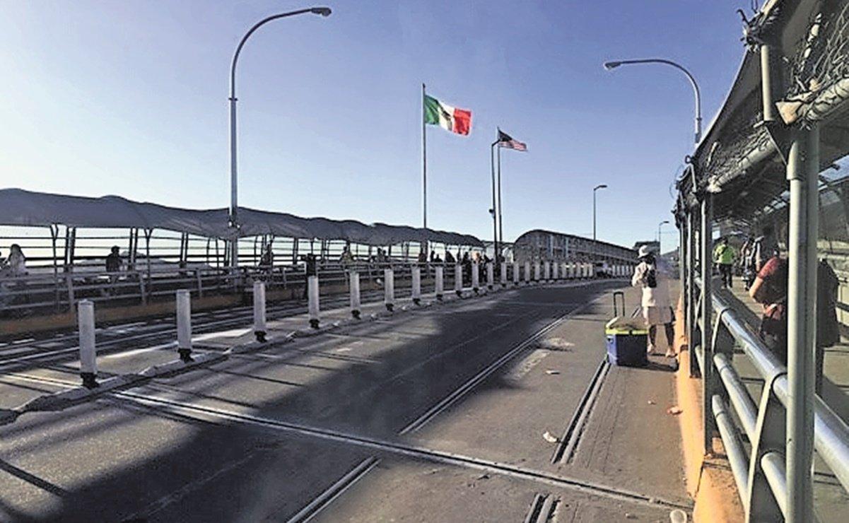 EU extiende cierre de fronteras terrestres con Canadá y México