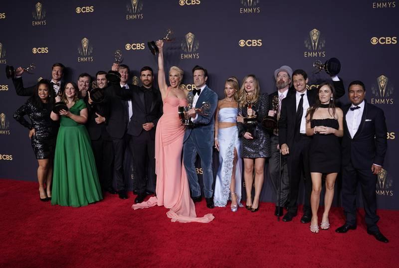 Emmys 2021: ¿Dónde ver las series ganadoras?