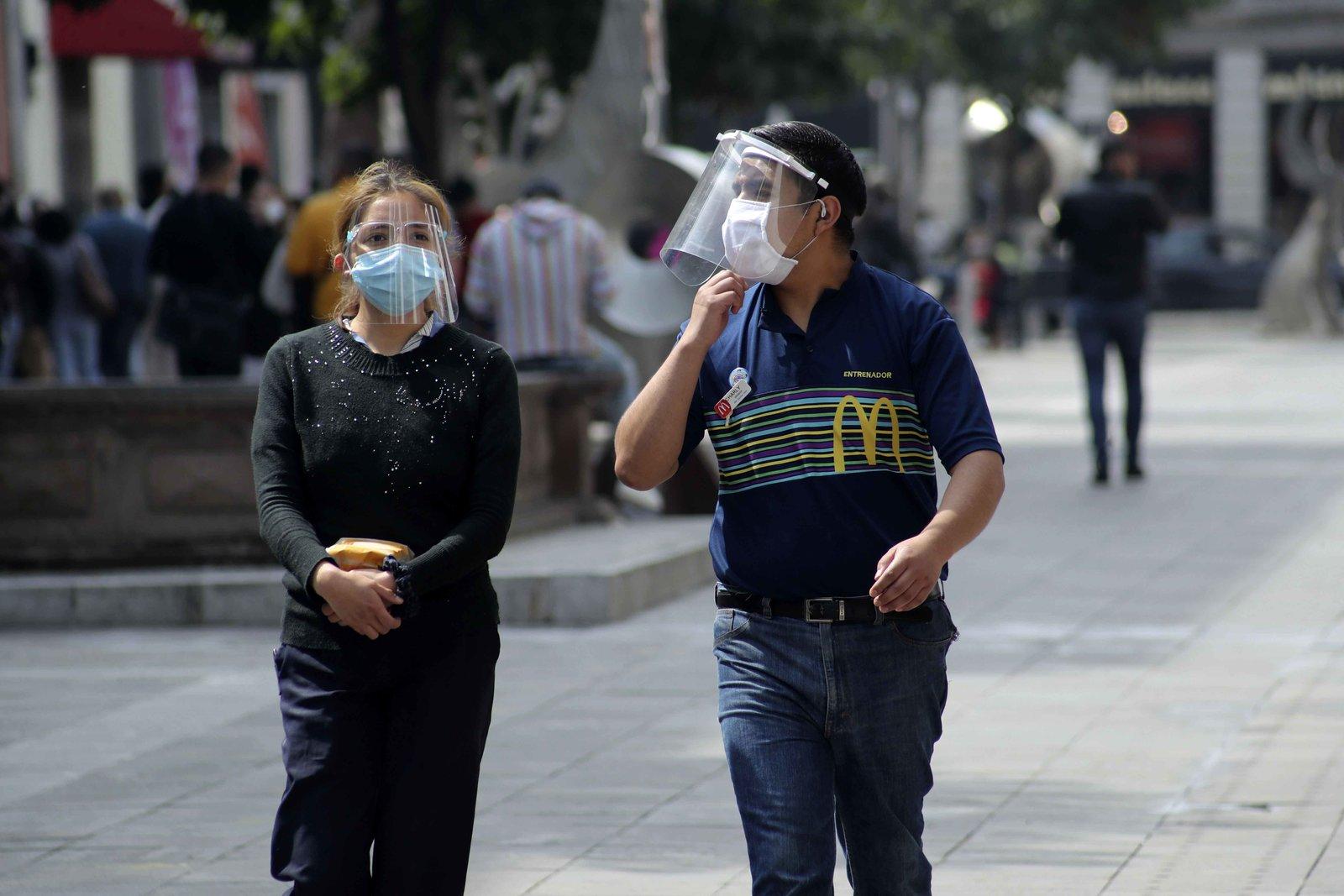 México suma 262 muertes y 3,367 nuevos casos de COVID-19