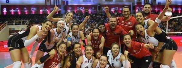 México logra plata en Copa Panamericana