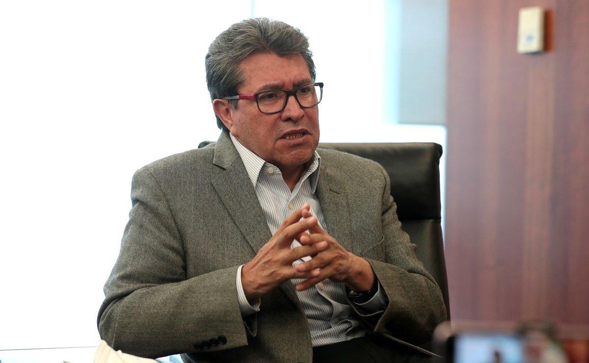 'México no debe tener desencuentros con EU', dice Monreal
