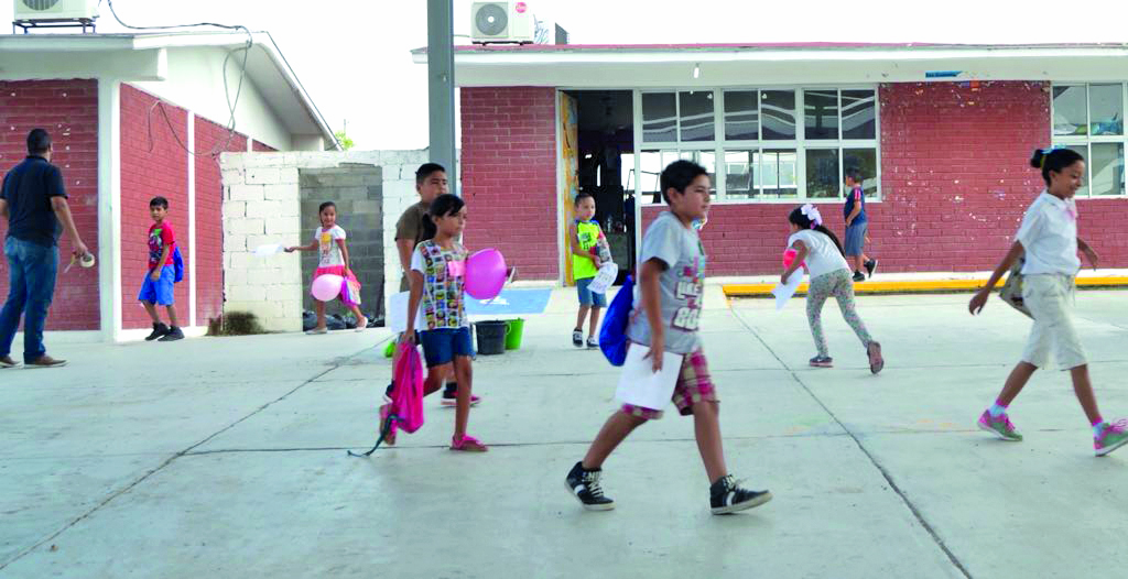 36 escuelas más operan con clases presenciales en Piedras Negras
