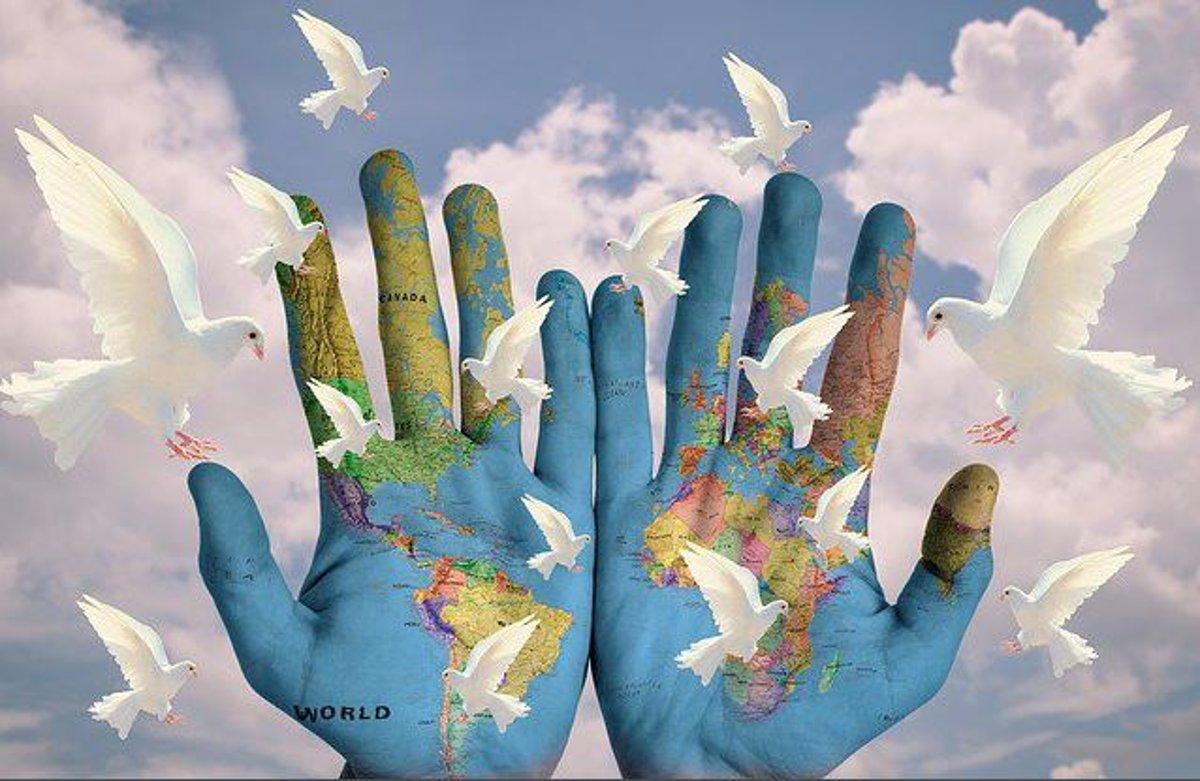 21 de Septiembre; Día internacional de la Paz