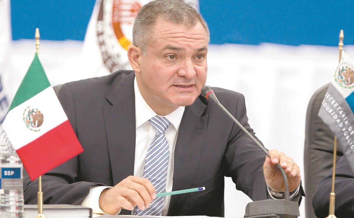 UIF presenta demanda en EU para recuperar dinero de Genaro García Luna