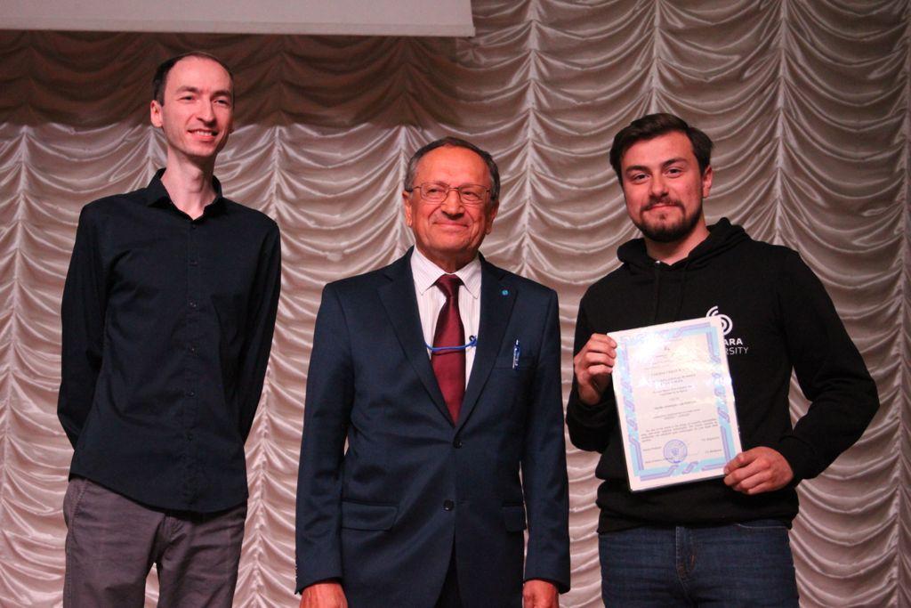 Alumno destacado de la Politécnica de Monclova-Frontera regresa de Rusia