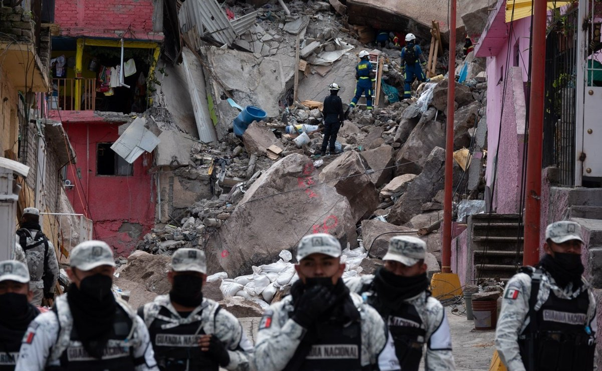 Ubican donde se encontrarían los cuerpos de Paola y Dilan