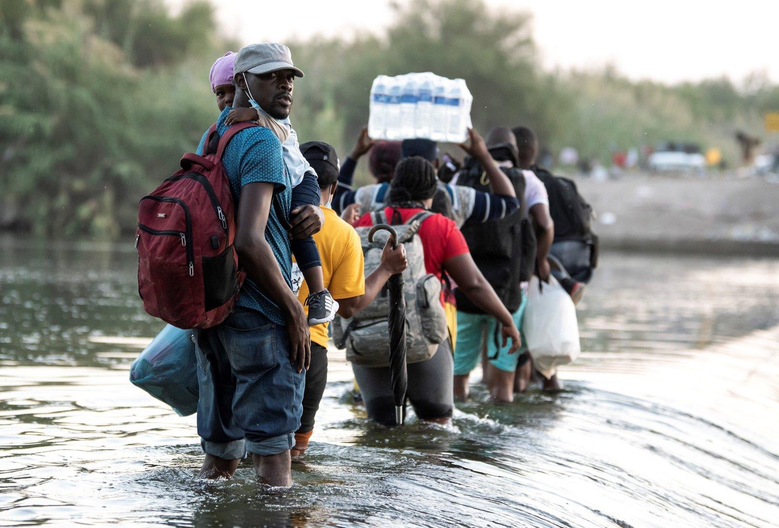 ¿Qué está pasando con los haitianos y cuál es su situación en EU y Coahuila?