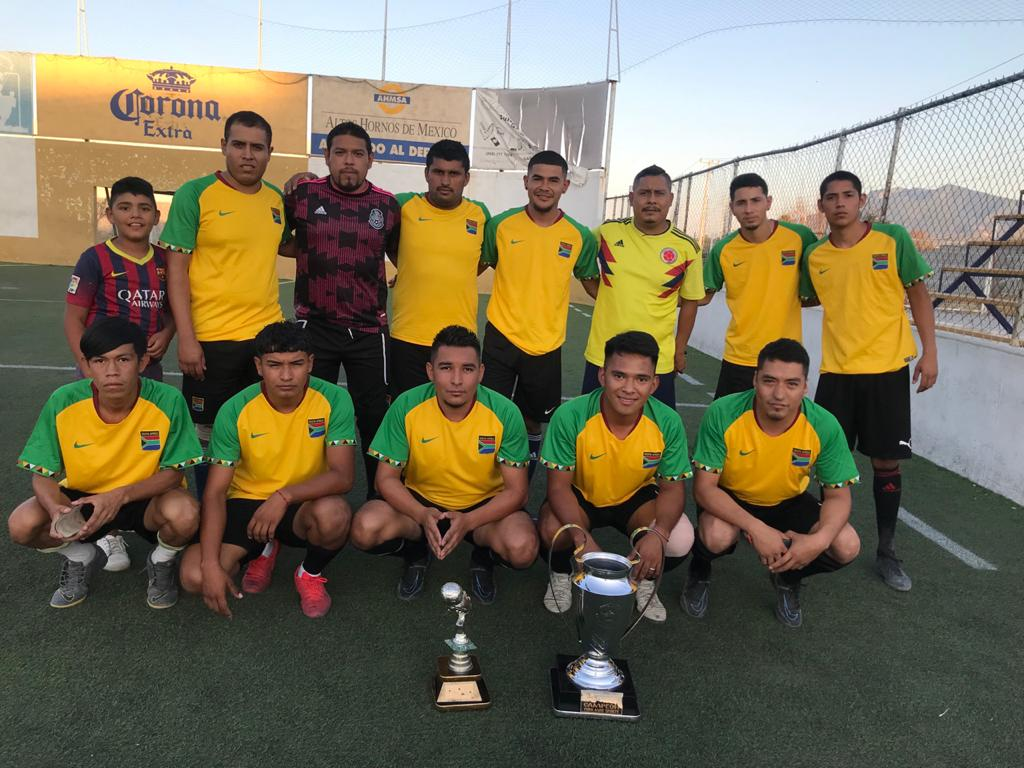 Toxic FC suma su cuarta victoria