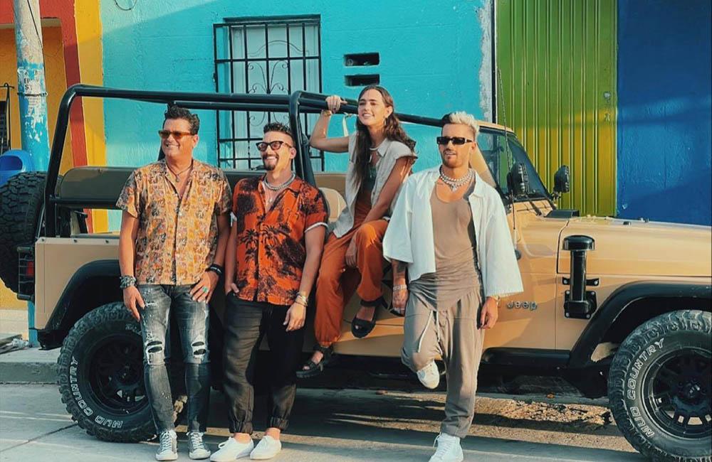 Logra récord Guinness Carlos Vives gracias a estreno de canción 'Besos en cualquier horario'