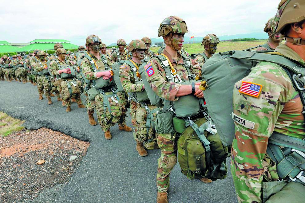 AMLO promulga permiso a militares de EU para entrar al país