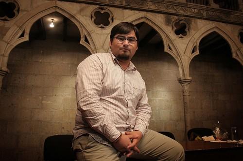 Hugo Alfredo Hinojosa gana Premio Estatal de Literatura 2020