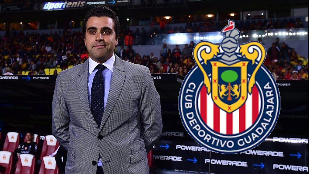 'Chivas no le quedará grande': Menotti sobre Michel Leaño