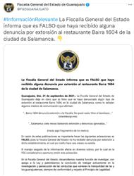 Entregan paquete explosivo a repartidor en Guanajuato