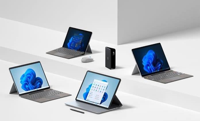 Microsoft presenta nuevos smartphones y laptops Surface