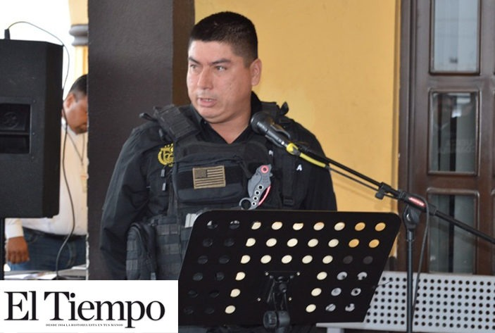 Nombran al 'Pepo' nuevo director de Seguridad Pública de Castaños