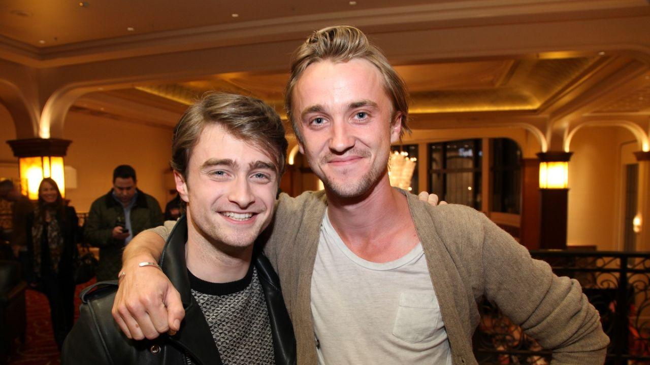 ¿Qué pasó con Tom Felton, actor que interpretó a 'Draco Malfoy' en la saga de Harry Potter?