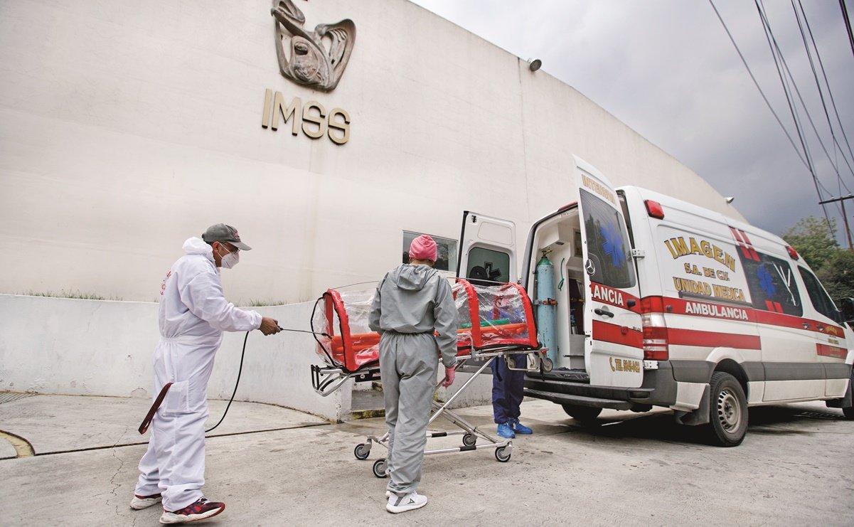 COVID-19: 273 mil 391 las defunciones por coronavirus en México