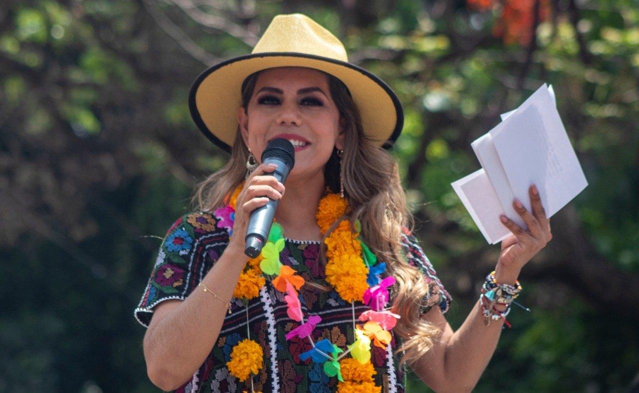 Evelyn Salgado recibe ratificación como gobernadora de Guerrero