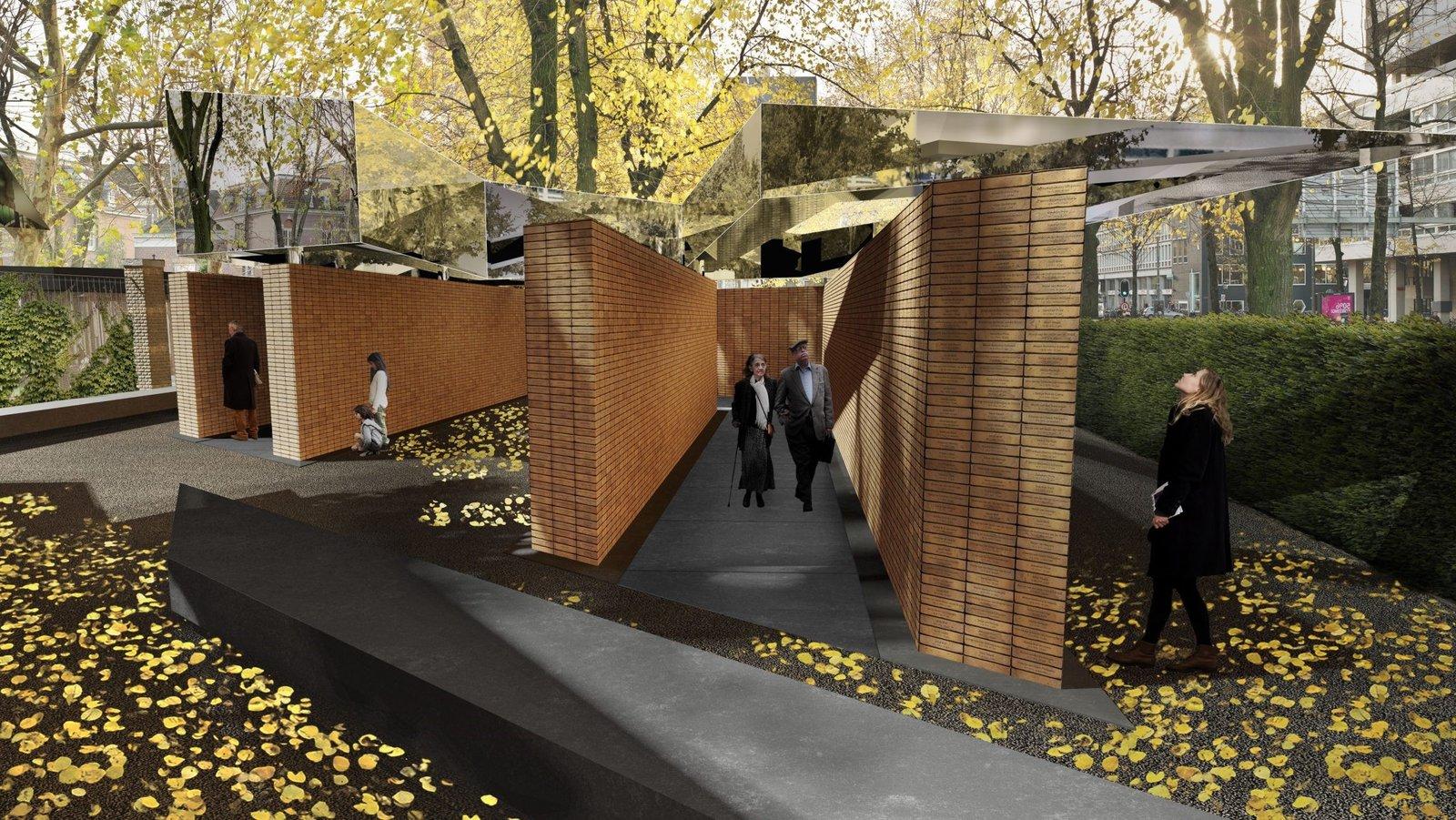 Abre el primer monumento de los Nombres del Holocausto en Países Bajos
