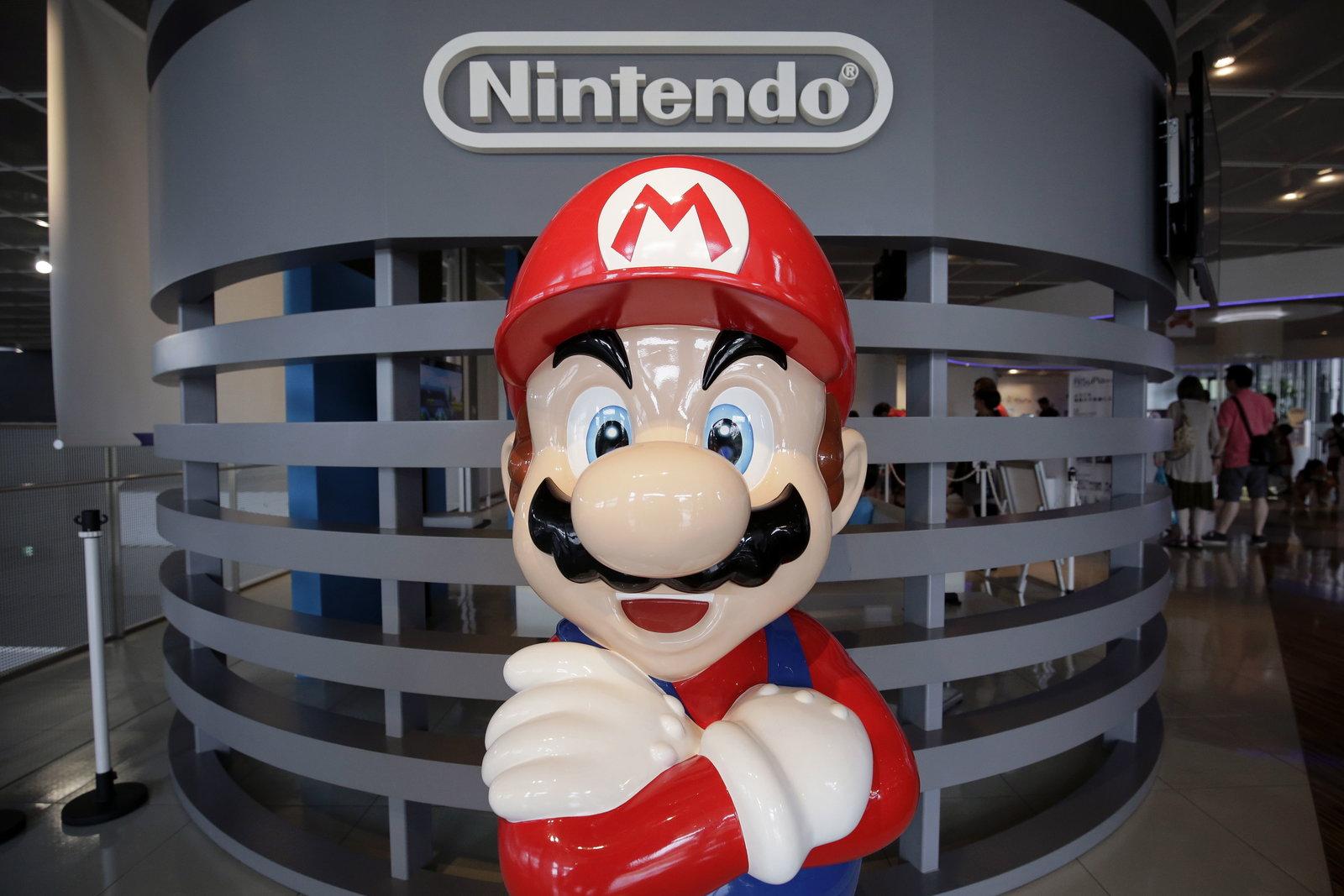 Nintendo confirma película 'live action' de Mario Bros para 2022