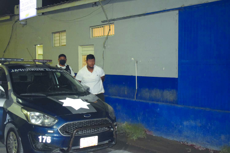 Lo detienen por alterar el orden público en Monclova