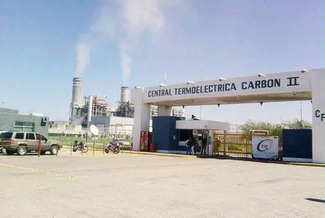 La CFE compra toneladas de carbón sin licitación en Termoeléctricas en Coahuila