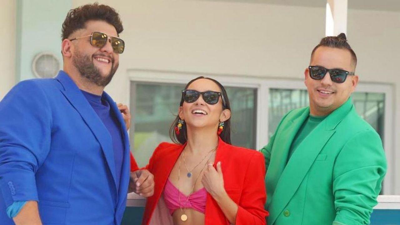 Los integrantes de Matisse también le entrarían a la actuación