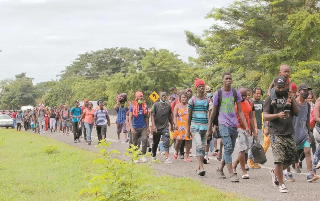 AMLO: ONU se está tardando en intervenir ante crisis en Haití