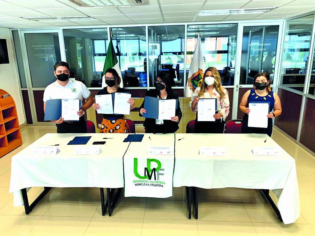 La Universidad Politécnica firma convenio con la fundación Marcelino Muñoz