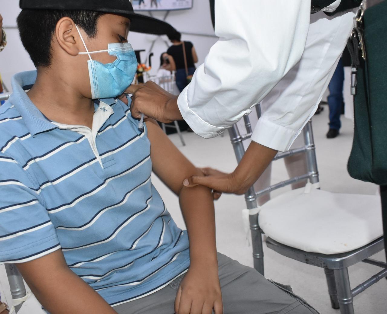 Los menores de Monclova con enfermedades tendrán prioridad en vacunación antiCOVID-19