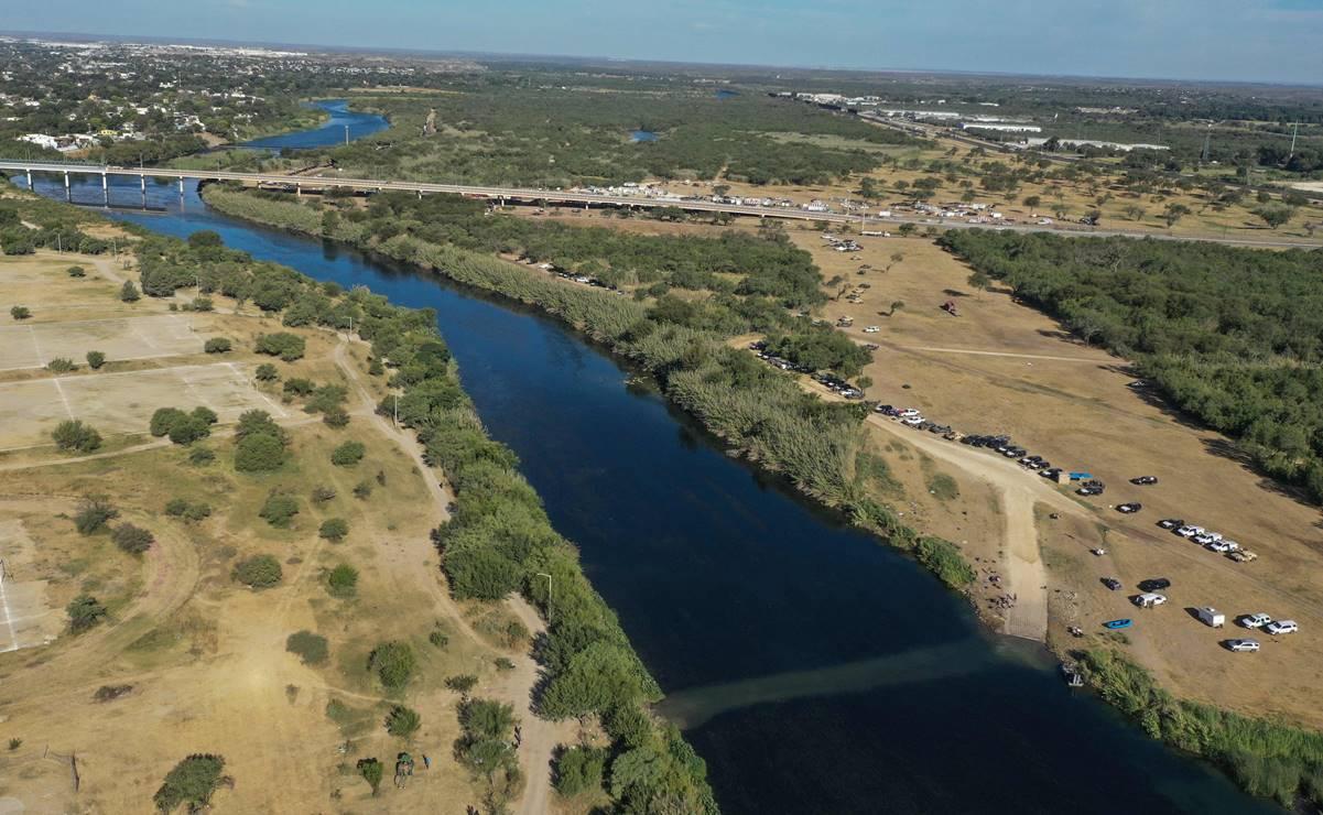 Detienen a 7 militares de México que cruzaron la frontera con EU
