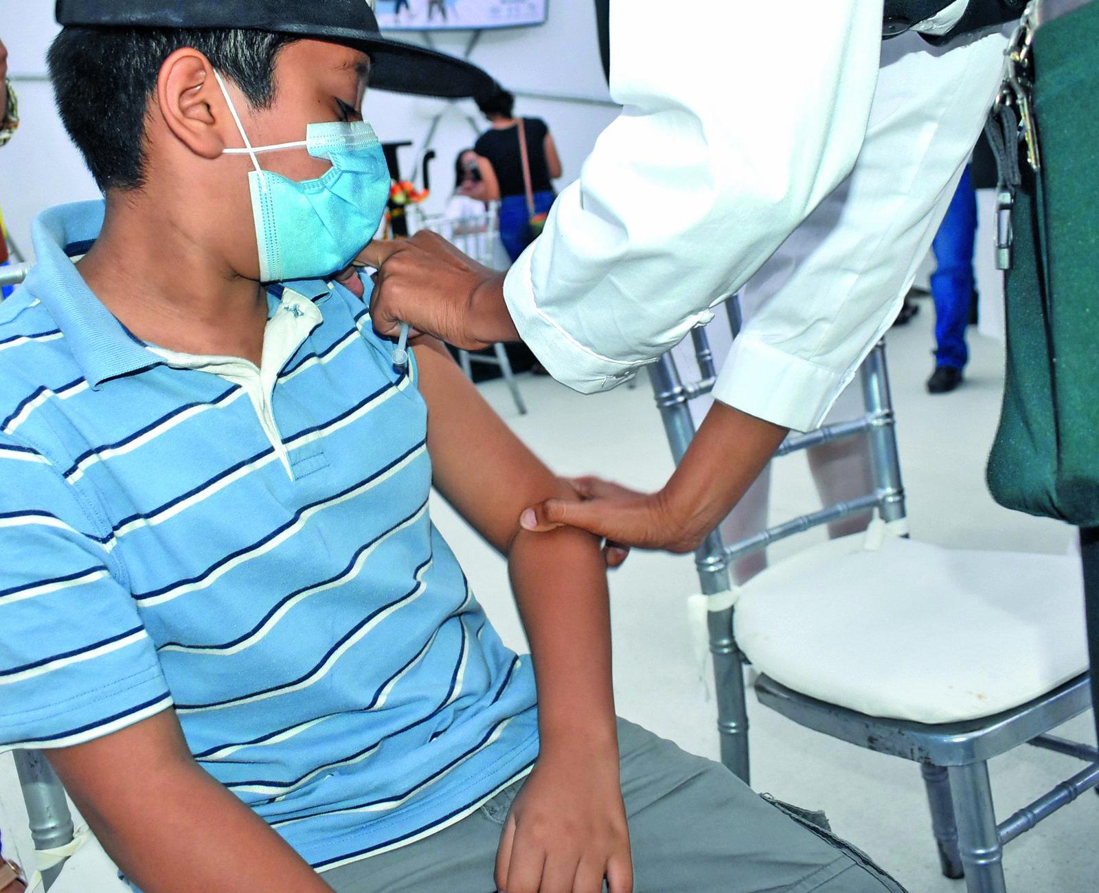 Los menores enfermos de Monclova serán vacunados contra el COVID-19 en octubre