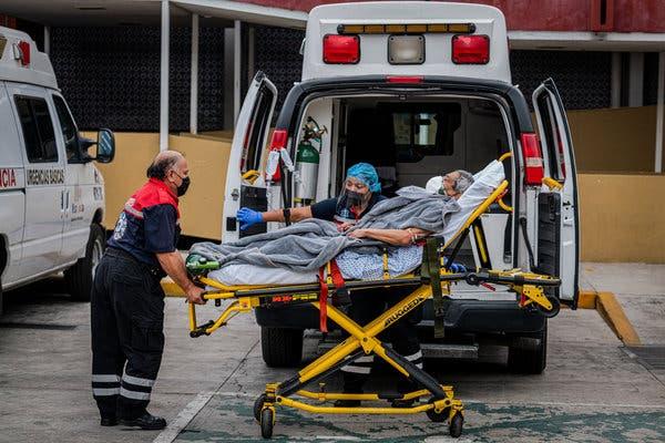 COVID-19: 275 mil 299 las defunciones por coronavirus en México