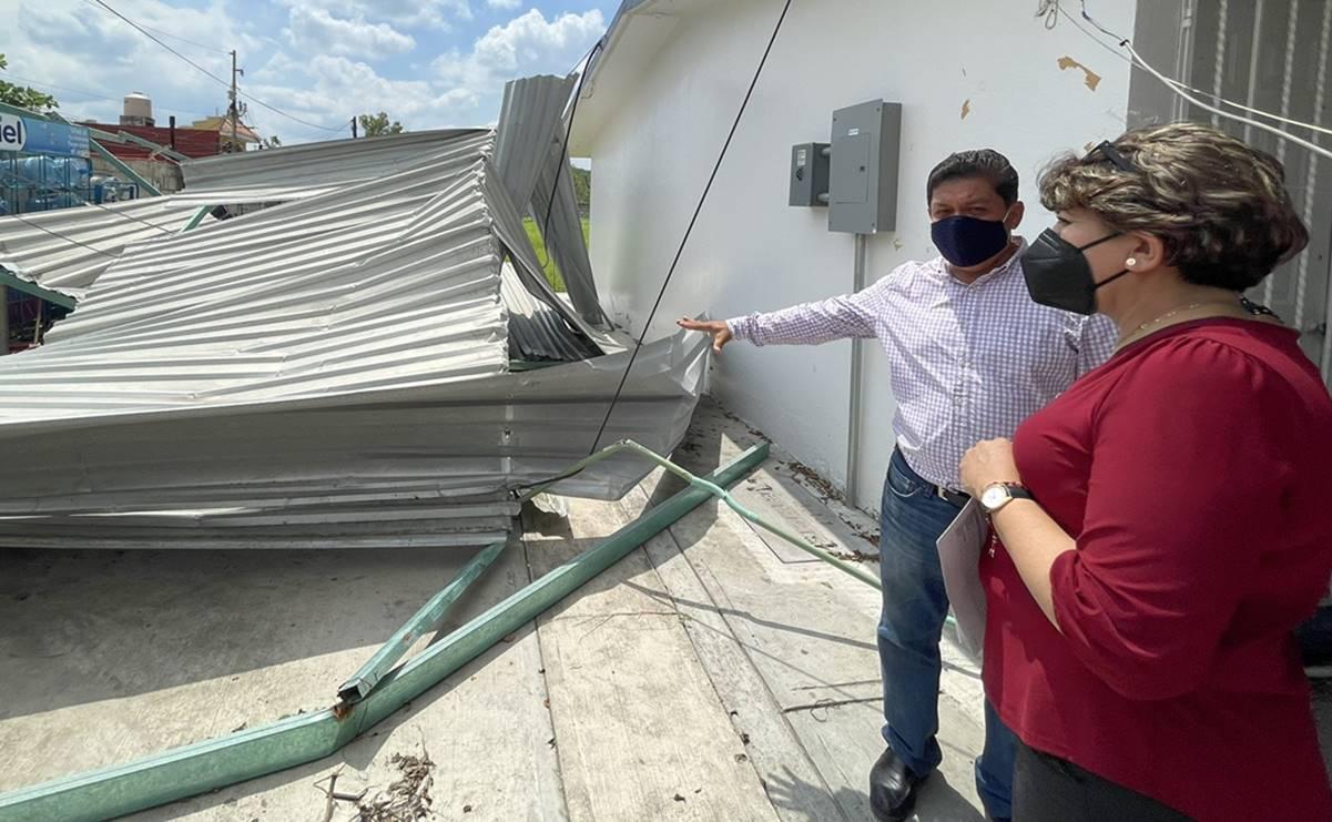 SEP anuncia inversión de 450 mdp para escuelas afectadas por huracán