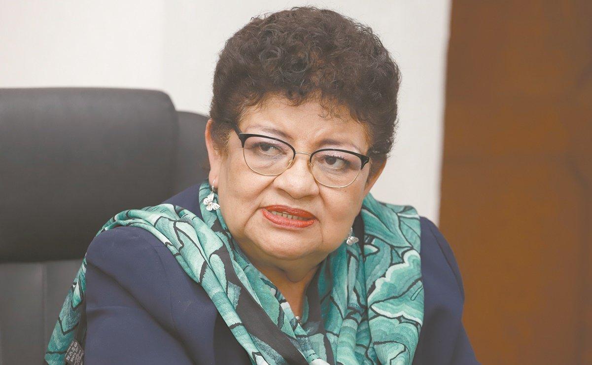 Feminicidios en CDMX a la baja, destaca Ernestina Godoy