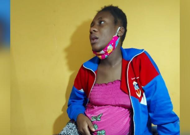 Mujer haitiana da a luz en Nuevo León