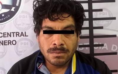 Detienen a perverso sujeto que abusaba sexualmente de su hijastra de 6 años en Piedras Negras