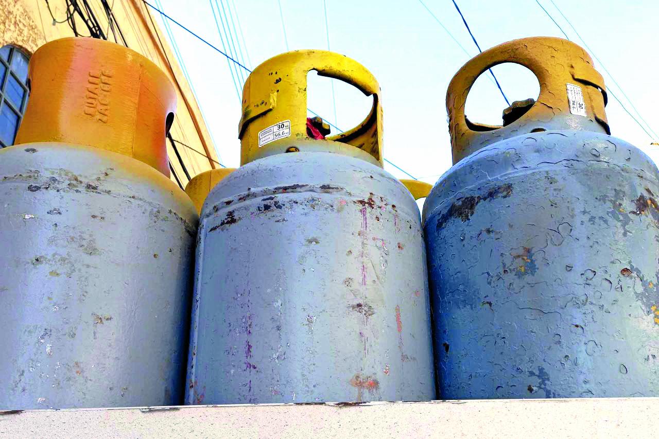 El gas LP aumentó 28 centavos en la Región Centro