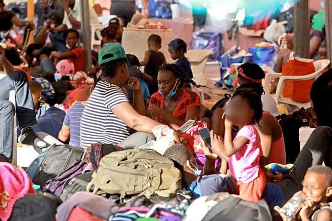 El gobierno de Nuevo León en alerta por nueva oleada de haitianos